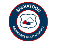 Saskatoon Crime Free Multi-housing logo