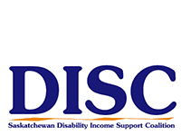 Saskatchewan Disability Income Support Coalition logo